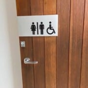Dockyards accessible toilet 2