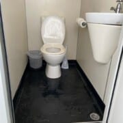 Harbour Cruise Toilet