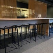 Restaurant Seating high stools